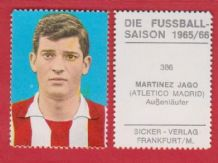 Atletico Madrid Martinez Jago 386